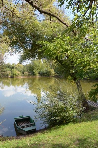 Horgásztó Pest megyében
